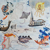 Exaltation of Creatures Found While at Sea